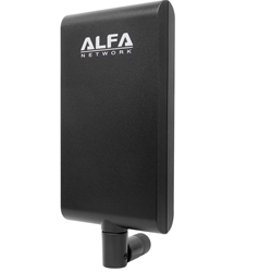 Picture of ALFA Network APA-M25 Dual Band WiFi Pannel Antenna