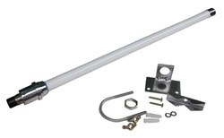 Picture of 2,4GHz 10dBi WiFi Outdoor Antenna with Mast Mounting Kit