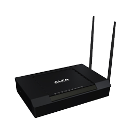 Bild von ALFA Network AIP-W525H - High Power AP/Router
