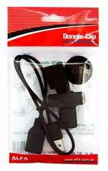 Bild von ALFA Network Dongle Clip Holder
