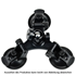 Picture of Triangel Suction Cup Mount for ALFA Network Tube Series, Picture 1